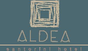 Aldea Hotel – Santorini Logo